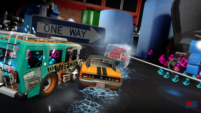 Screenshot - Table Top Racing: World Tour (One)