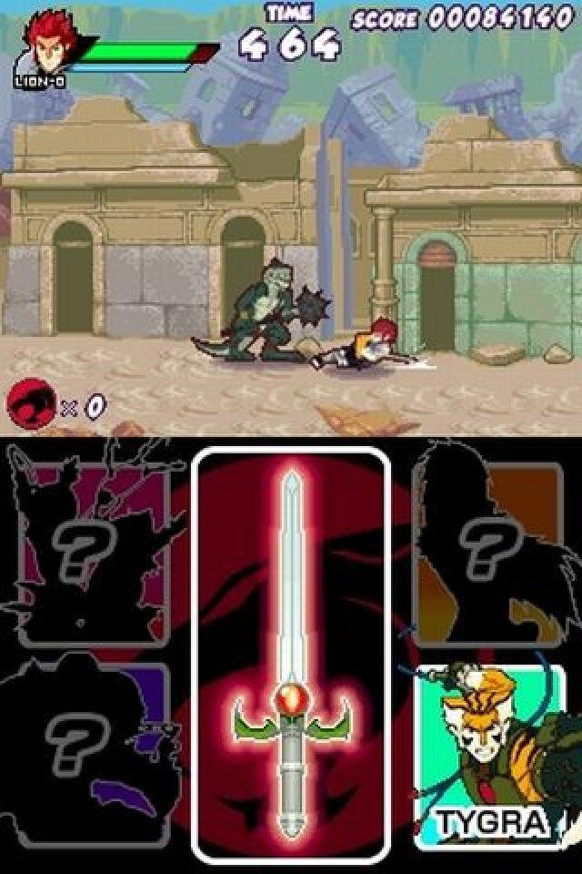 Screenshot - Thundercats (NDS) 2362282