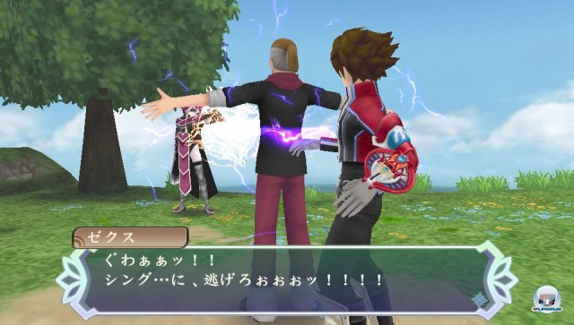 Screenshot - Tales of Hearts (PS_Vita) 92433377