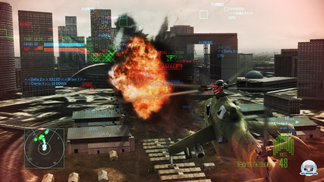 Screenshot - Ace Combat: Assault Horizon (360) 2249327