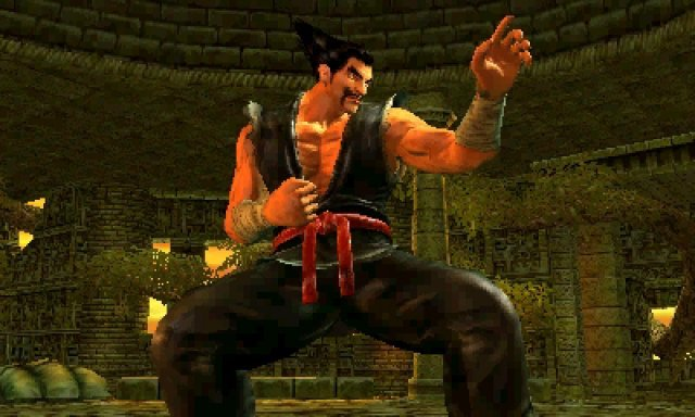 Screenshot - Tekken 3D Prime Edition (3DS) 2281332