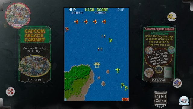 Screenshot - Capcom Arcade Cabinet (360)