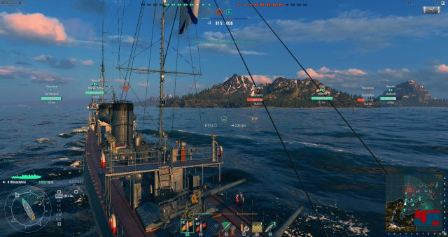 Screenshot - World of Warships (PC) 92515984