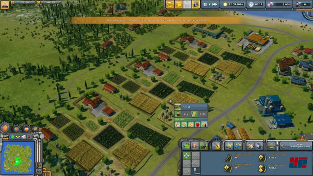 Die Benutzerführung und der Straßenbau sind unnötig kompliziert.
