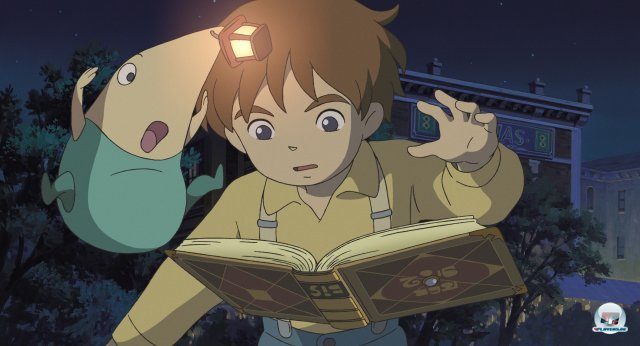 Screenshot - Ni No Kuni: Der Fluch der Weißen Königin (PlayStation3) 92406087