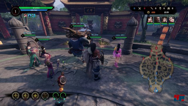 Screenshot - King of Wushu (PC)