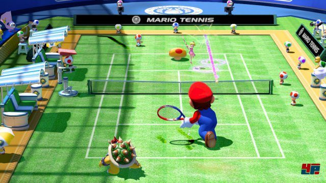 Screenshot - Mario Tennis: Ultra Smash (Wii_U)