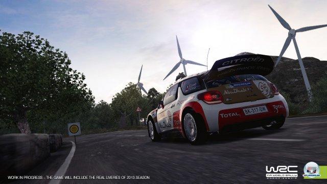 Deutschland z�hlt zu den beiden Rallyes, f�r die man neue Kurse erstellt hat.