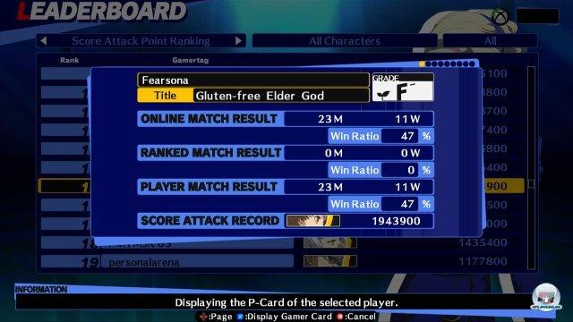 Screenshot - Persona 4: Arena (360) 92460571