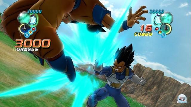 Screenshot - DragonBall: Game Project AGE 2011 (PlayStation3) 2222909