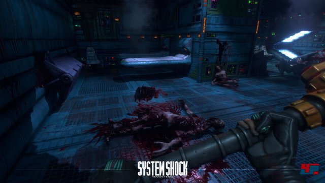 Screenshot - System Shock (PC)