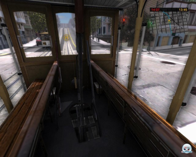 Screenshot - Bus- & Cable Car-Simulator: San Francisco (PC)