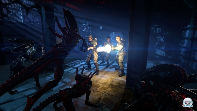 Screenshot - Aliens: Colonial Marines (360) 92399317