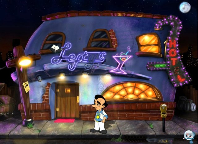 Screenshot - Leisure Suit Larry in the Land of the Lounge Lizards (PC) 2275462