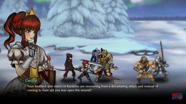 Screenshot - Fallen Legion (PC) 92557669