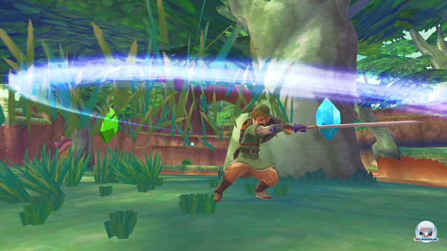 Screenshot - The Legend of Zelda: Skyward Sword (Wii) 2243404