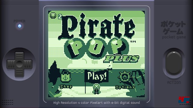 Screenshot - Pirate Pop Plus (3DS) 92536126