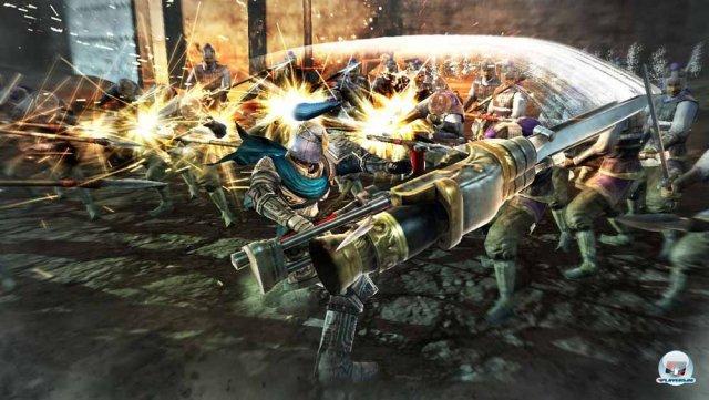 Screenshot - Dynasty Warriors 8 (PlayStation3) 92433502