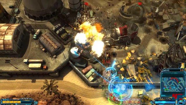 Screenshot - X-Morph: Defense (PC)