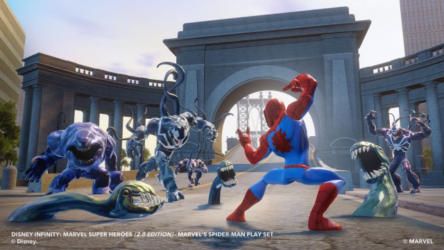 Screenshot - Disney Infinity 2.0: Marvel Super Heroes (360) 92484584