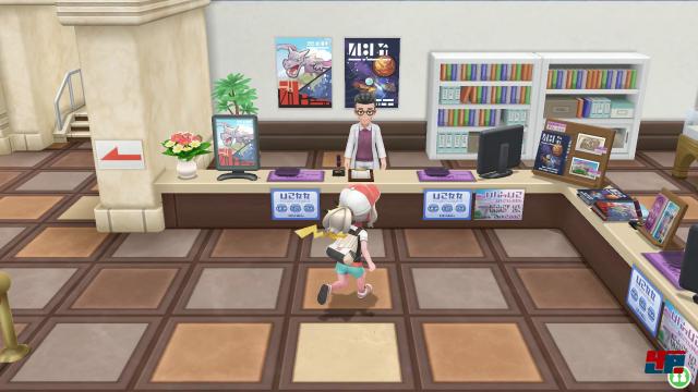 Screenshot - Pokémon: Let's Go, Pikachu! & Let's Go, Evoli! (Switch) 92577616