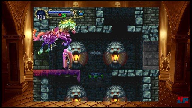 Symphony of the Night ist auch dank seines ausgefeilten Leveldesigns ein zeitlos gutes 2D-Action-Adventure und wird vollkommen zu Recht zu den besten Spielen der PSone-Ära gezählt.