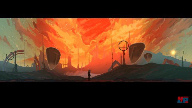 Screenshot - Elegy for a Dead World (Mac)