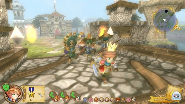 Screenshot - New Little King's Story  (PS_Vita) 2364037