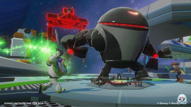 Screenshot - Disney Infinity (360)
