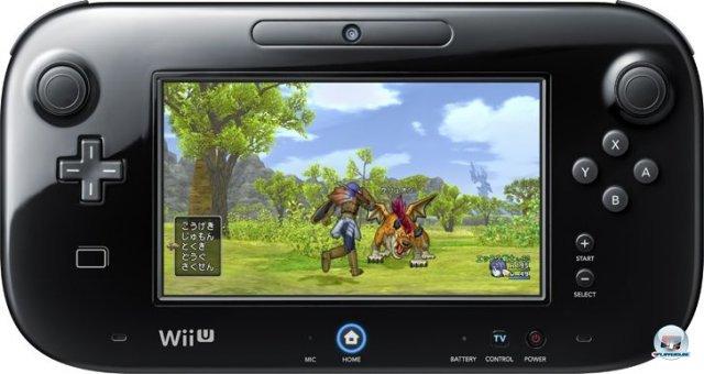 Screenshot - Dragon Quest X Online (Wii_U) 92432522