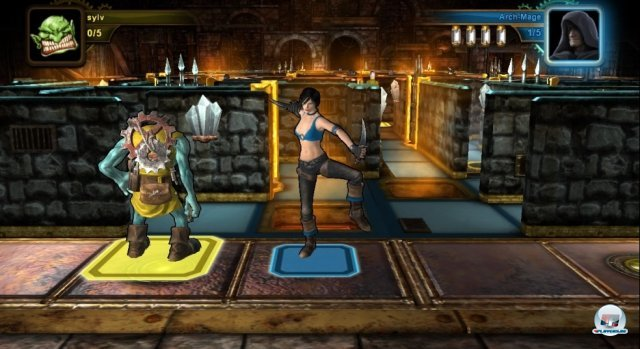 Screenshot - Dungeon Twister (PlayStation3)