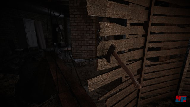Screenshot - Don't Knock Twice (HTCVive) 92550799