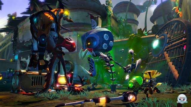 Screenshot - Ratchet & Clank: Into the Nexus (PlayStation3) 92467760