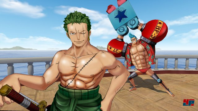 Screenshot - One Piece: Grand Cuise (PS4) 92557393