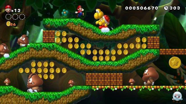 Screenshot - New Super Mario Bros. U (Wii_U) 2360657