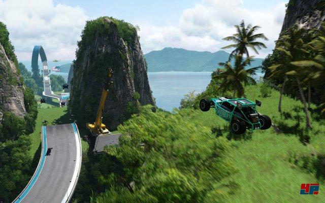 Screenshot - Trackmania Turbo (HTCVive)