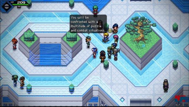 Screenshot - CrossCode (PC)