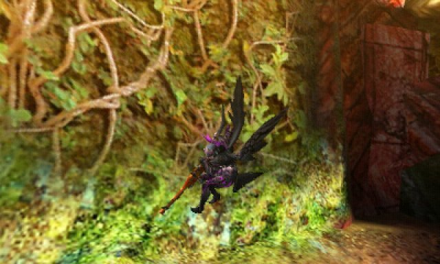 Screenshot - Monster Hunter 4 (3DS) 92399187