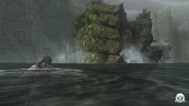 Screenshot - ICO & Shadow of the Colossus HD (PlayStation3) 2233799