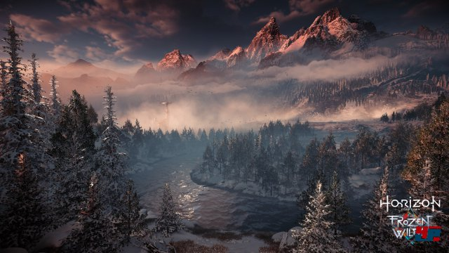 Screenshot - Horizon Zero Dawn: The Frozen Wilds  (PS4)