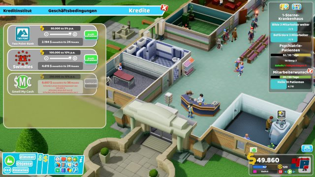 Screenshot - Two Point Hospital (PC) 92573111
