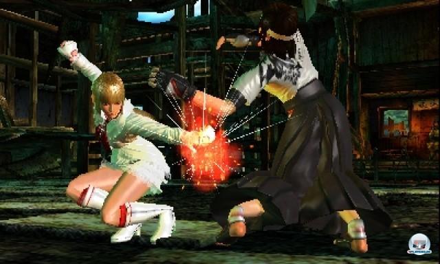 Screenshot - Tekken 3D Prime Edition (3DS) 2250697