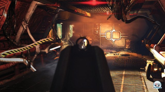 Screenshot - Aliens: Colonial Marines (360) 2360237