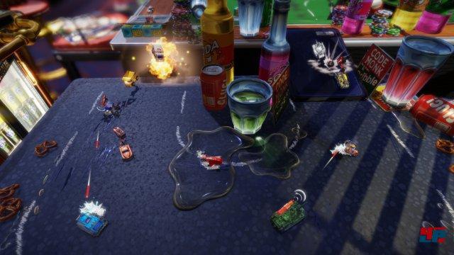 Screenshot - Micro Machines World Series (PC)