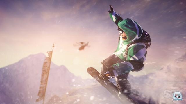 Screenshot - SSX (360) 2228569
