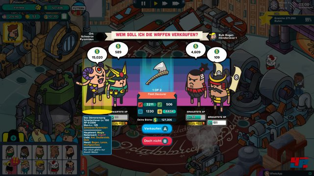 Screenshot - Holy Potatoes! A Weapon Shop?! (PS4) 92568960