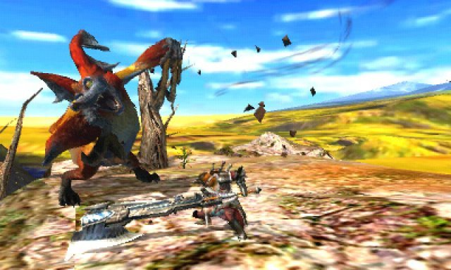 Screenshot - Monster Hunter 4 (3DS) 92399202