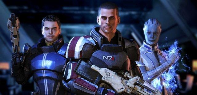 Rollenspiele<br><br> Rollenspiele bieten die perfekte Basis, um einen tiefgründigen Blick auf die Welt der Zukunft zu werfen. Wie wird sich die Gesellschaft entwickeln? Welche Konflikte entstehen im Zusammenleben mit außerirdischen Rassen? Wie wirken sich die Handlungen und Entscheidungen des Spielers aus? Antworten liefern u.a. die umfangreichen Fallout- und Mass Effect-Titel. Darüber hinaus zeigte BioWare mit Knights Of The Old Republic eindrucksvoll, dass man auch ohne Film- und Buchvorlage eine fesselnde Geschichte im Star Wars-Universum erzählen kann. Und auch Deus Ex demonstrierte mit seiner düsteren Zukunftsvision, wie man die Spieler bei der Stange hält, auch wenn man dafür stärker auf Action setzt. 2313037