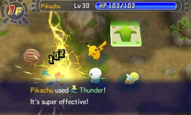 Screenshot - Pokémon Mystery Dungeon: Portale in die Unendlichkeit (3DS) 92457666