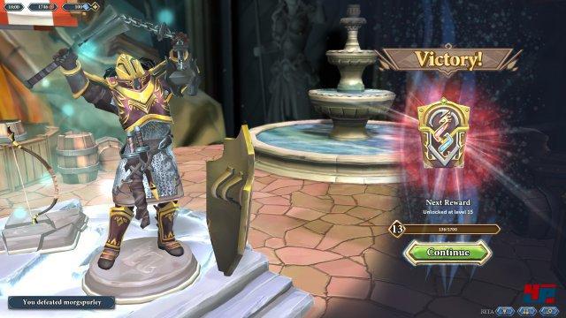 Screenshot - Chronicle: RuneScape Legends (PC) 92525666